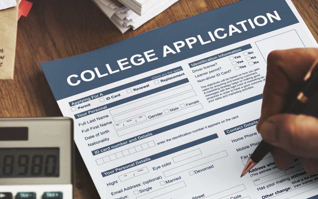 How to Fill Out the Common App's Dreaded Testing Page