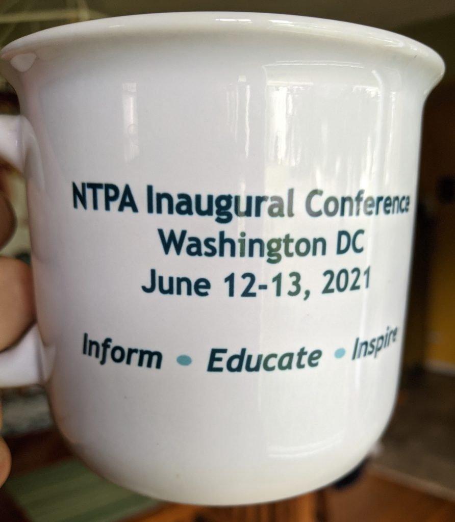 Official conference mug